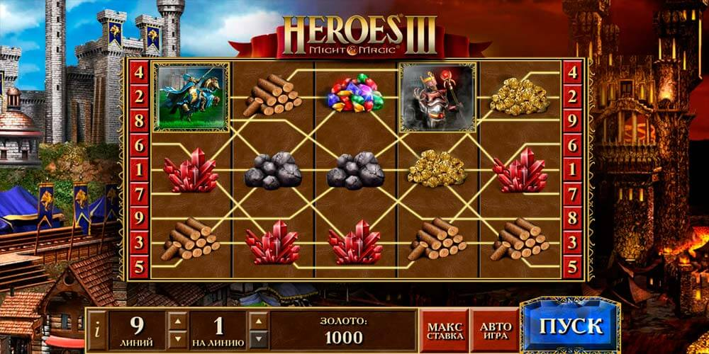 Heroes III of Might and Magic / Герои III