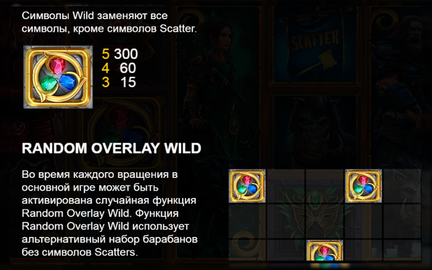 Символы warlords: crystals of power или варлордс