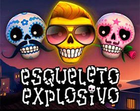 Esqueleto Explosivo / Взрывоопасный скелет