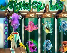 Monster Lab / Лаборатория монстров