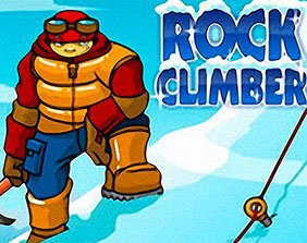 Rock Climber / Скалолаз